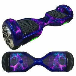 1Set Cool Self Balancing Two Wheel Scooter Skin Cover Hover