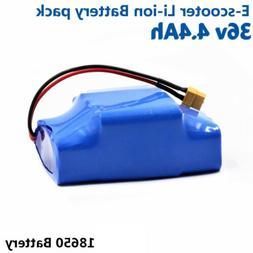 36v 4.4AH 10S2P 18650 Li-Ion Battery fr Balance Scooter Boar