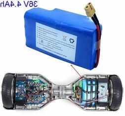 36v 4.4Ah Samsung Hoverboard Lithium-ion Battery 6.5 8 10 Se