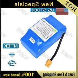 36V 4.4Ah10S2P Li-Ion Battery For Balance Scooter Board UL C