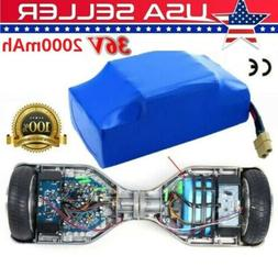 4.4Ah 36V Li-Ion Battery For for smart Self-balancing 2 Whee