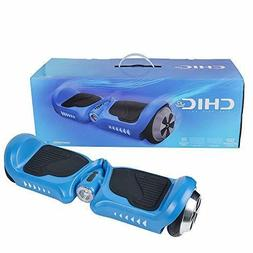 4 5 hoverboard for kids blue