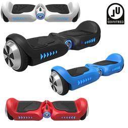 """4.5"""" Wheel Hoverboard Kids Self Balancing Electric Scooter L"""