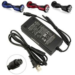 Balancing Scooter Hoverboard Adapter Charger Power Supply 42