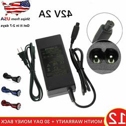 42V 2A Charger Adapter Power Cord For Hoverboard Smart Balan