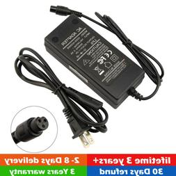 42V 2A Power Adapter Charger For 2 Wheel Self Balancing Hove