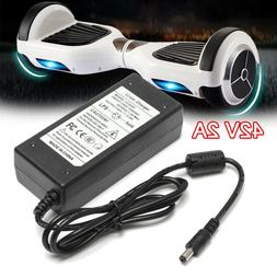42V 2A Power Supply Battery Adapter Charger For Self-Balance