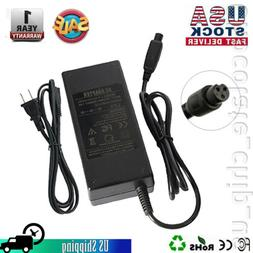 42V 3-Prong Scooter Battery Charger For 36V Lithium Hoverboa