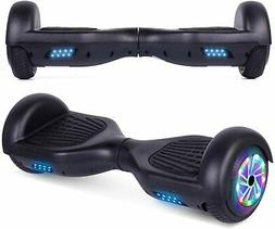 6.5'' 2-Wheel LED Self Balancing Electric Scooter UL Hoverbo