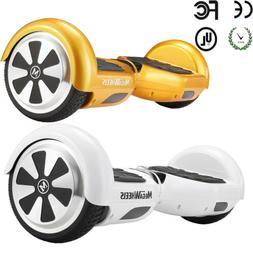 "6.5"" 2 Wheels Self-Balance Electric Scooter BT Speaker Remot"