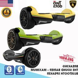 "6.5"" 400W 2 Wheel Off Road Electric Self Balancing Scoote w/"