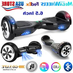 MEGAWHEELS 6.5'' 500W 10km/h Electric Scooter Hoverboard Sel