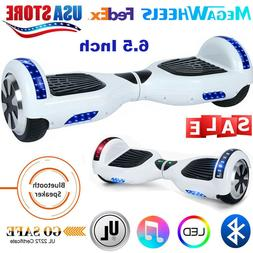 MEGAWHEELS 6.5'' 500W Electric Scooter Hoverboard Self Balan