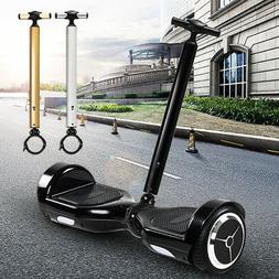 """6.5""""/7''/10'' Adjustable Hover Board Scooter Handle Electric"""