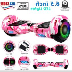 """6.5"""" All Terrain Electric Hoverheart Hoverboard Off Road Sel"""