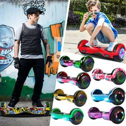 "6.5"" Bluetooth Chrome Hoverboard Swagtron Hover Boards Self"