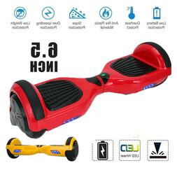 """6.5"""" Bluetooth Hover Board Electric Self Balancing Scooter L"""