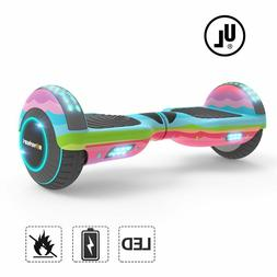 6 5 bluetooth hover board pink electric