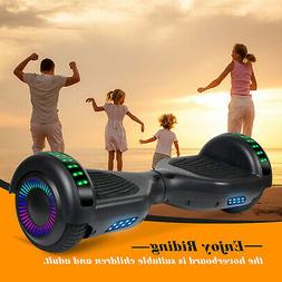 "6.5"" Bluetooth Hoverboard Electric Scooter Balance Overboard"