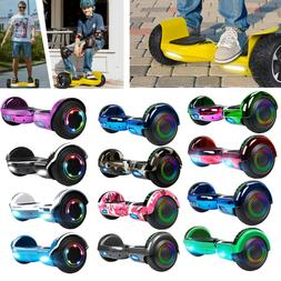 "6.5"" Bluetooth Hoverboard Electric Self Balancing  LED Lig"