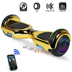 "6.5"" Bluetooth Hoverboard for Kids Electric Scooter Balance"