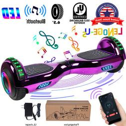 "6.5"" Bluetooth Hoverboard Self Balance Electric Scooter Char"
