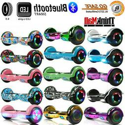 "6.5"" Bluetooth Hoverboard Self Balance Electric Scooter UL B"