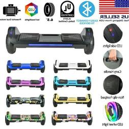 "6.5"" Bluetooth Hoverboard Self Balance Electric Scooter UL n"