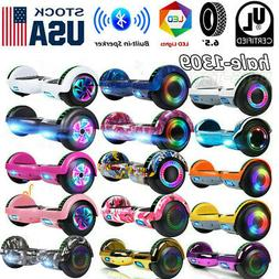 """6.5"""" Bluetooth Hoverboard Self Balancing Electric Scooter LE"""