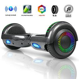"6.5"" Bluetooth Hoverboard Self Balancing Electric Scooter UL"