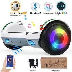6.5'' Bluetooth Speaker Hoverboard Balancing Scooter Hoverhe