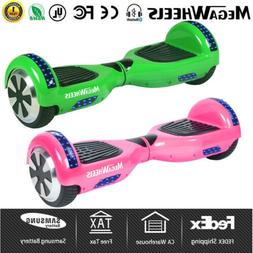 "Megawheels 6.5""Cheap Hoverboard Kids Self Balancing Scooter"