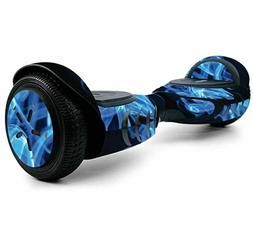 "6.5"" Electric Hoverboard Bluetooth Speaker LED Self Balancin"