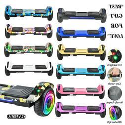 6 5 hoover board suspension skateboard electric