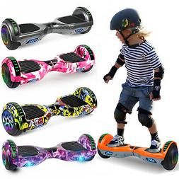 """6.5"""" Hoverboard Bluetooth Self Balancing LED Electric Scoote"""