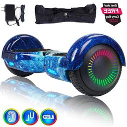 "6.5"" Hoverboard Electric Self Balancing LED Lights Speaker"