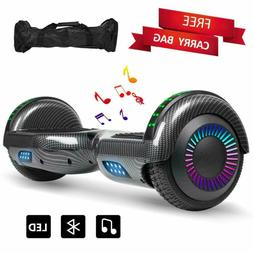 """6.5"""" Hoverboard Kids Self Balancing Smart Electric Scooter B"""