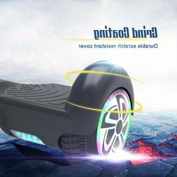 6.5''  Hoverboard  Rainbow Flash LED wheels electric scooter