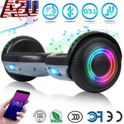 """6.5"""" Hoverboard Self-Balancing Cool Electric Scooter No Bag"""