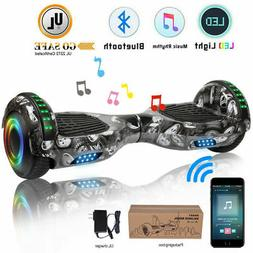 Bluetooth Hoverboard UL2272 Self Balancing Electric Scooter
