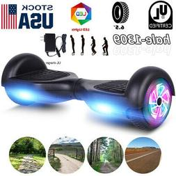 """6.5"""" Hoverboards Electric Self Balancing Scooter LED 6.5"""""""