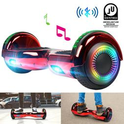 6.5 inch Bluetooth Hoverboard for Kids Electric Self Balanci