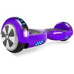 6 5 led self balancing hoverboard scooter