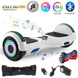 6 5 led wheels hoverheart hoover boards