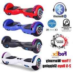 "6.5"" nht Bluetooth Speaker Chrome Hoverboard Smart Self Bala"