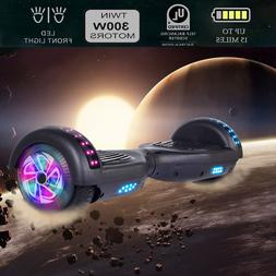 "6.5"" nht Dual 300w All Terrain LED Hoverboard Power Board Se"