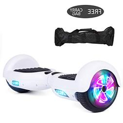 VEVELINE 6.5'' Two-Wheel Self Hoverboard Balancing Electric