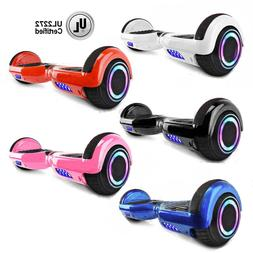 "6.5""UL Certified 2 Wheels Smart Self Balancing Electric Scoo"