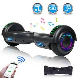 "6.5"" UL2272 Certified Bluetooth Hoverboard Self-Balancing El"
