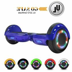 """6.5"""" Wheel Hoverboard Electric Self Balancing Scooter with c"""